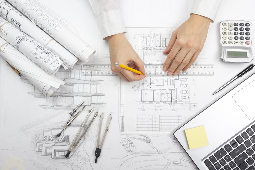 Como o arquiteto trabalha?