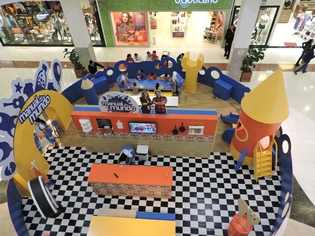 """Shopping Cidade São Paulo comemora mês das crianças com a presença do surpreendente """"Manual do Mundo"""""""