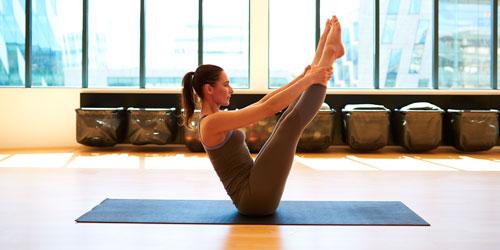 Pilates para prevenção de dores na coluna lombar