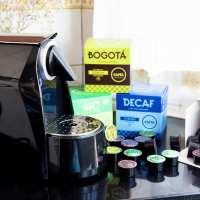 Passatempo Kaffa - Maquina de café
