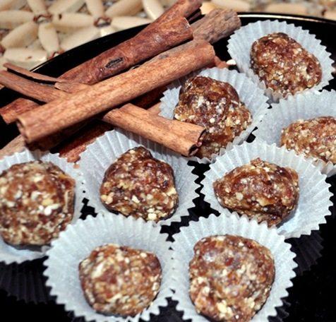 raw snickerdoodles