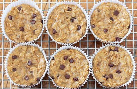 oatmeal cupcakes