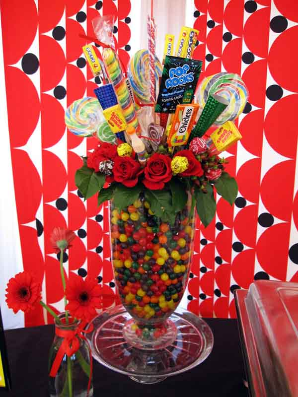 Candy party ideas chocolatefly