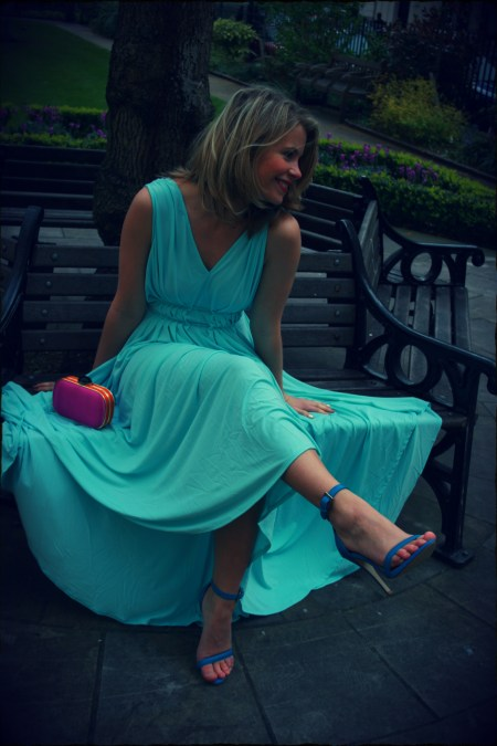 Grecian Dress Asos