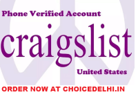 Buy Craigslist PVA Accounts