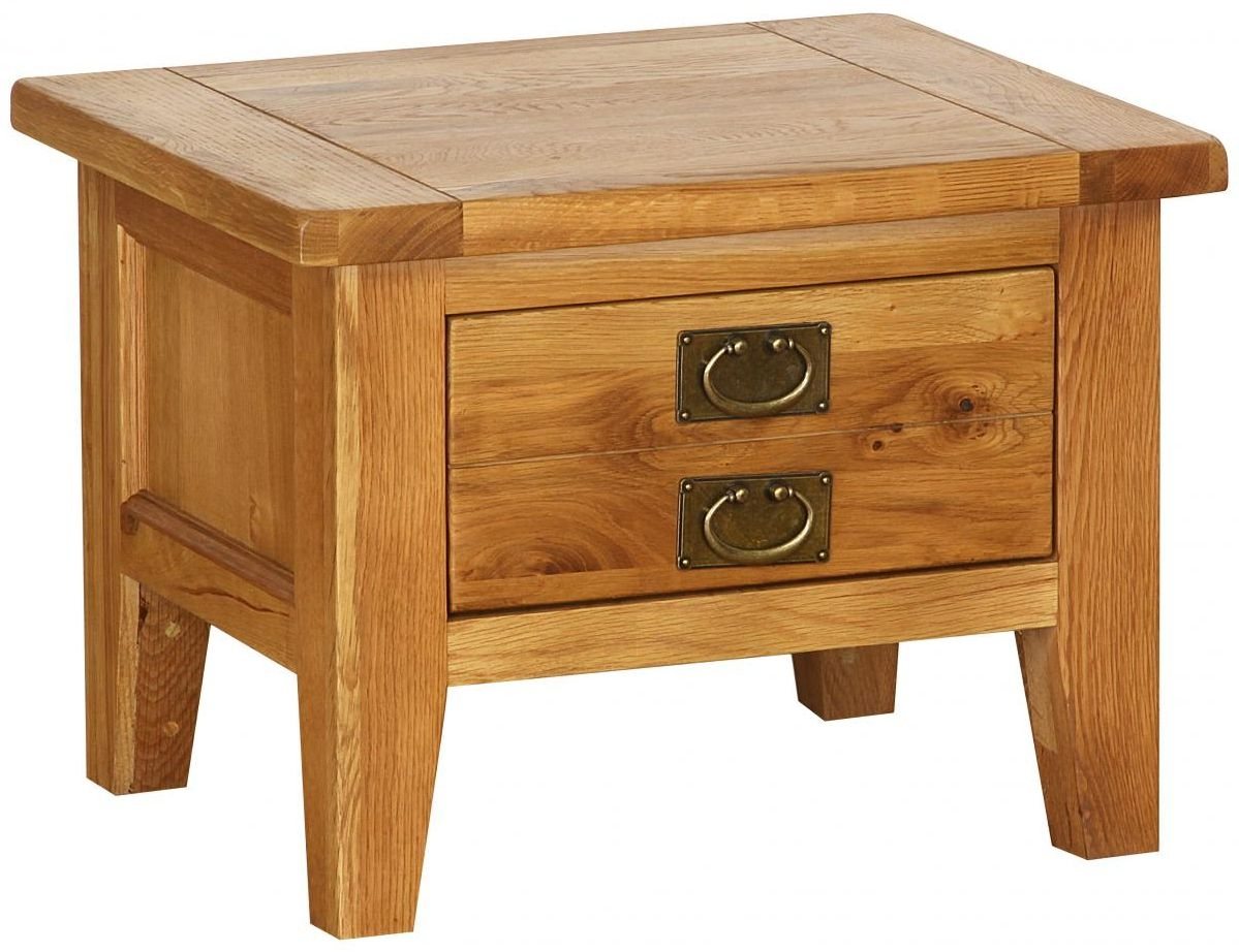 Buy Furniture Vancouver Buy Vancouver Petite Oak 1 Drawer Storage Small Coffee