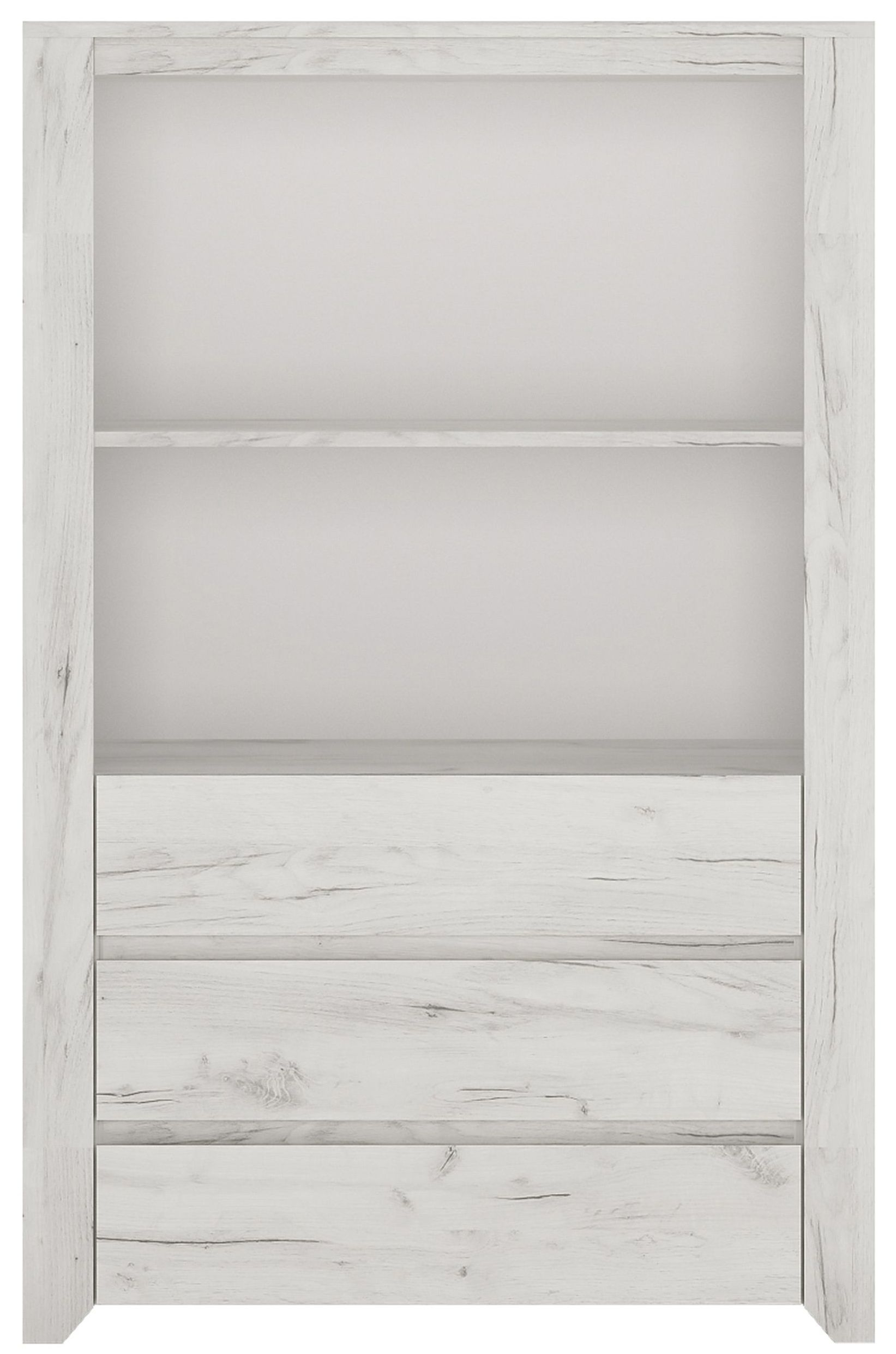 White Cupboard Buy Angel Cupboard White Crafted Oak Melamine Online