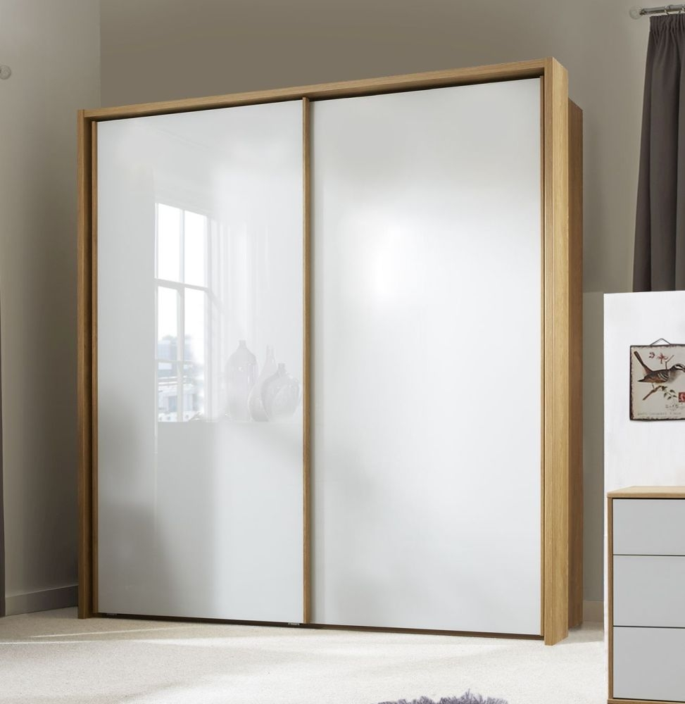 Wardrobes For Sale Sydney Buy Wiemann Sydney 2 Door Sliding Wardrobe In Oak And
