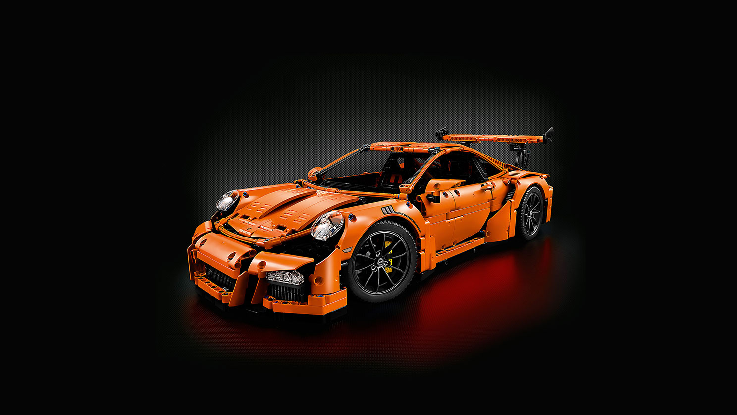Car Stereo Wallpaper Porsche 911 Gt3 Rs By Lego Choice Gear