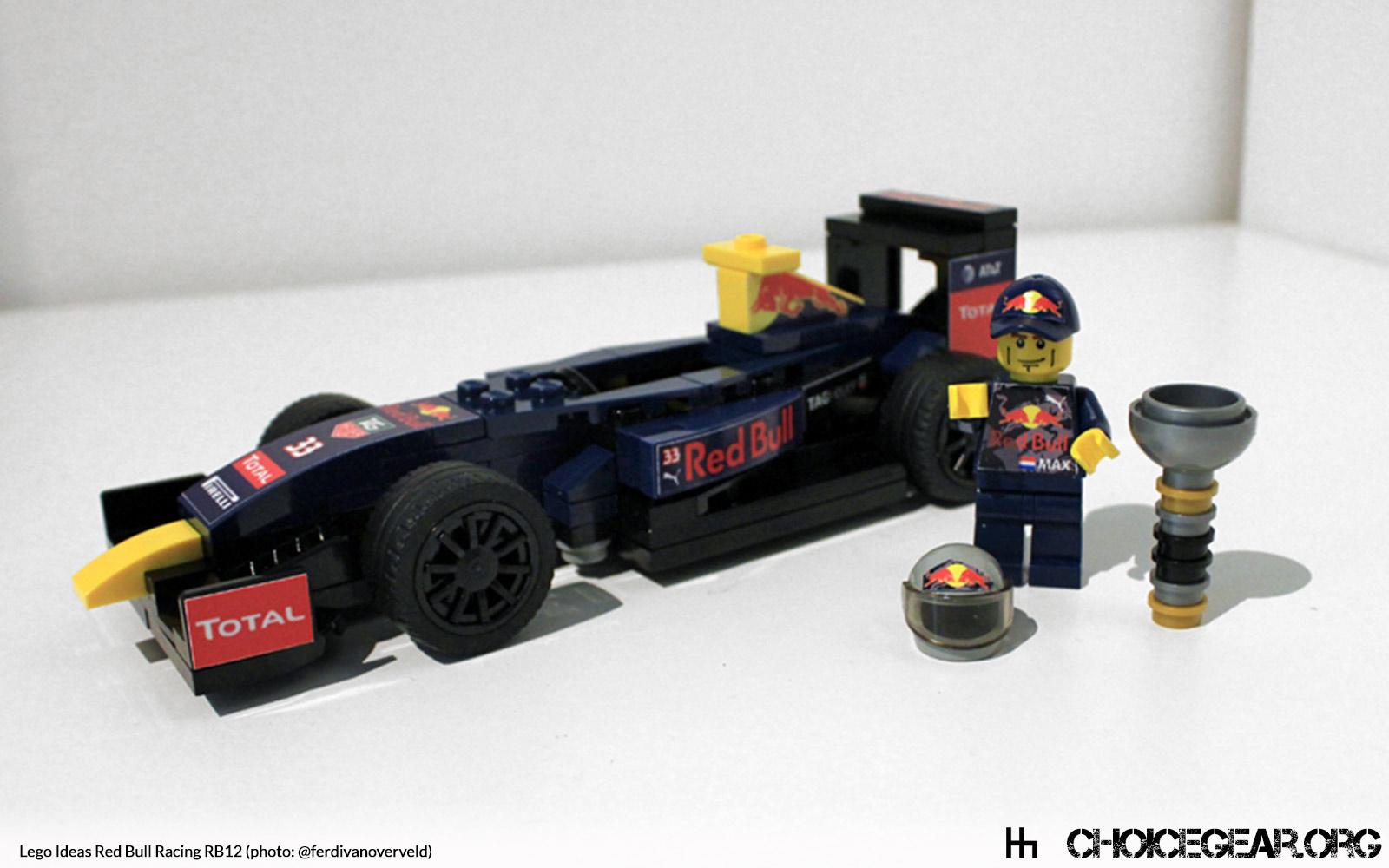 Deck Lights Auto Electrical Wiring Diagram Big Horn Isuzu Tod Lego Speed Champions Red Bull Rb12 F1 Car