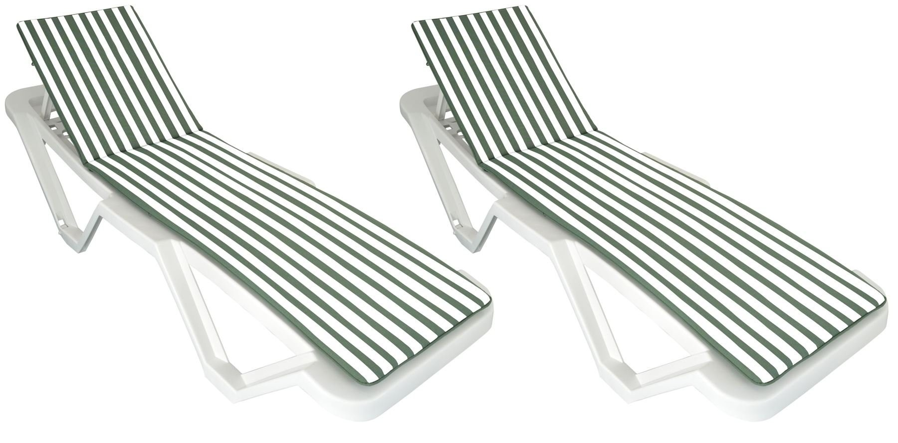 White Plastic Sun Loungers Top 10 Best Resin Sun Loungers Cheap Resol Sun Loungers