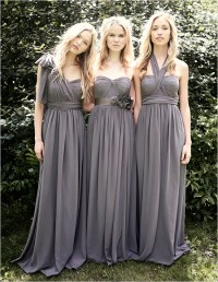 The Individuality of Bridesmaid Dresses