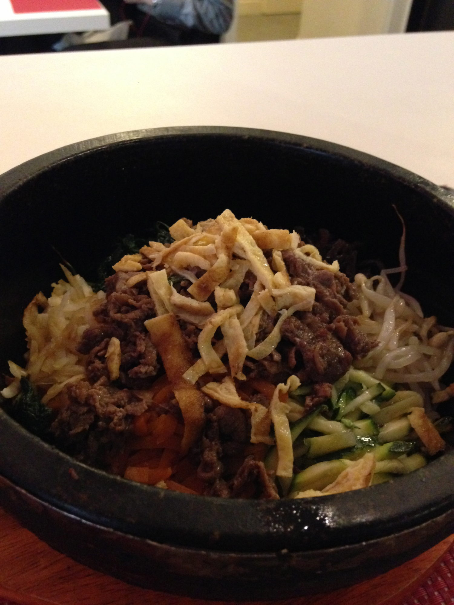 Cuisine Koreal But Avis Bap Urban Korean Food Choisis Ton Resto