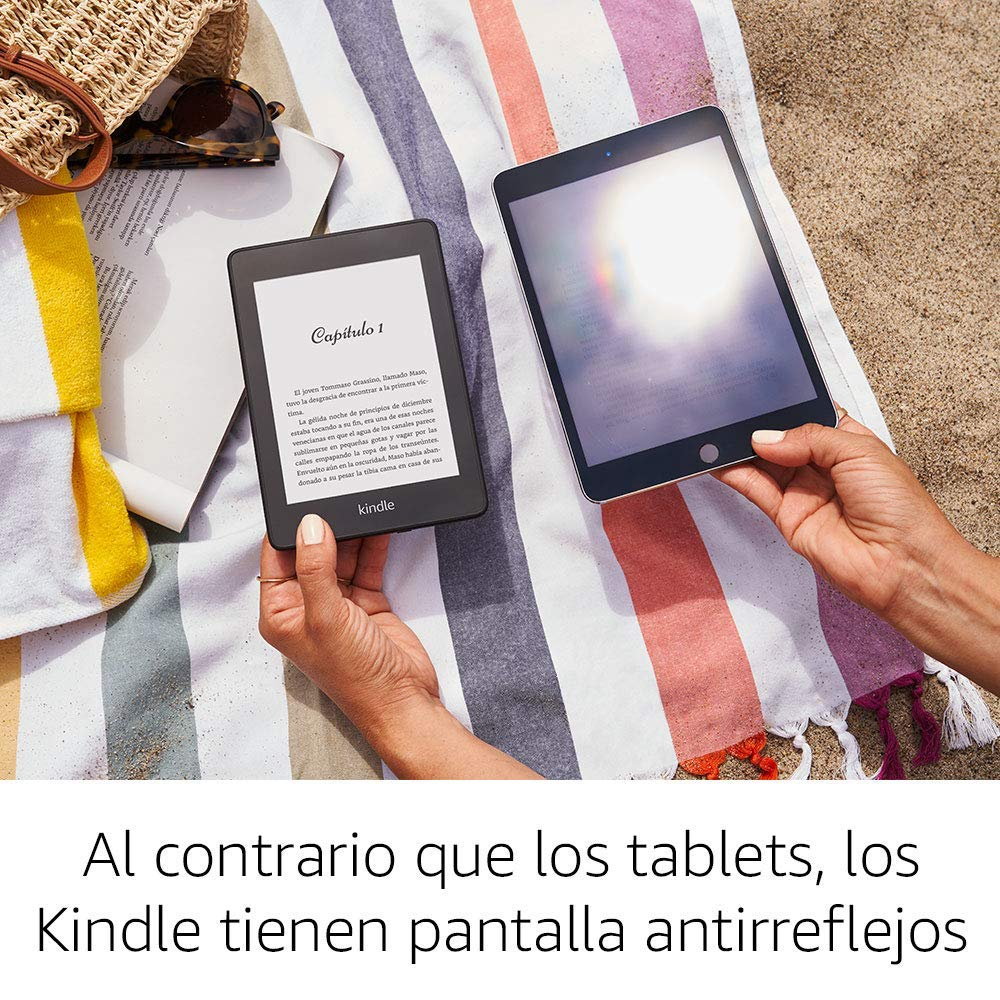 Libro Electronico Black Friday Nuevo Kindle Paperwhite Por 99 99 Chollos Y Gangas