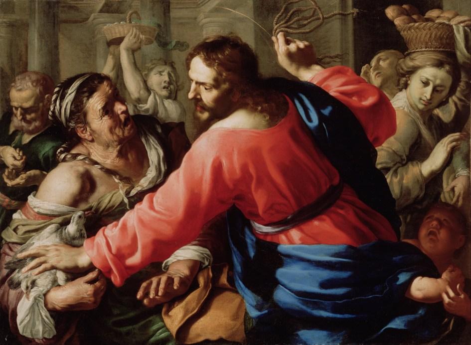 bernardino_mei_italian_sienese_-_christ_cleansing_the_temple_-_google_art_project