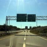 Halifax via Mackay bridge