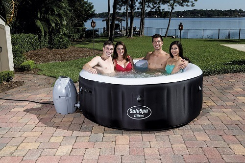 Guide To Buying The Right Inflatable Hot Tub