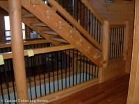 Watts Bar Log Home Gallery - Custom Timber Log Homes