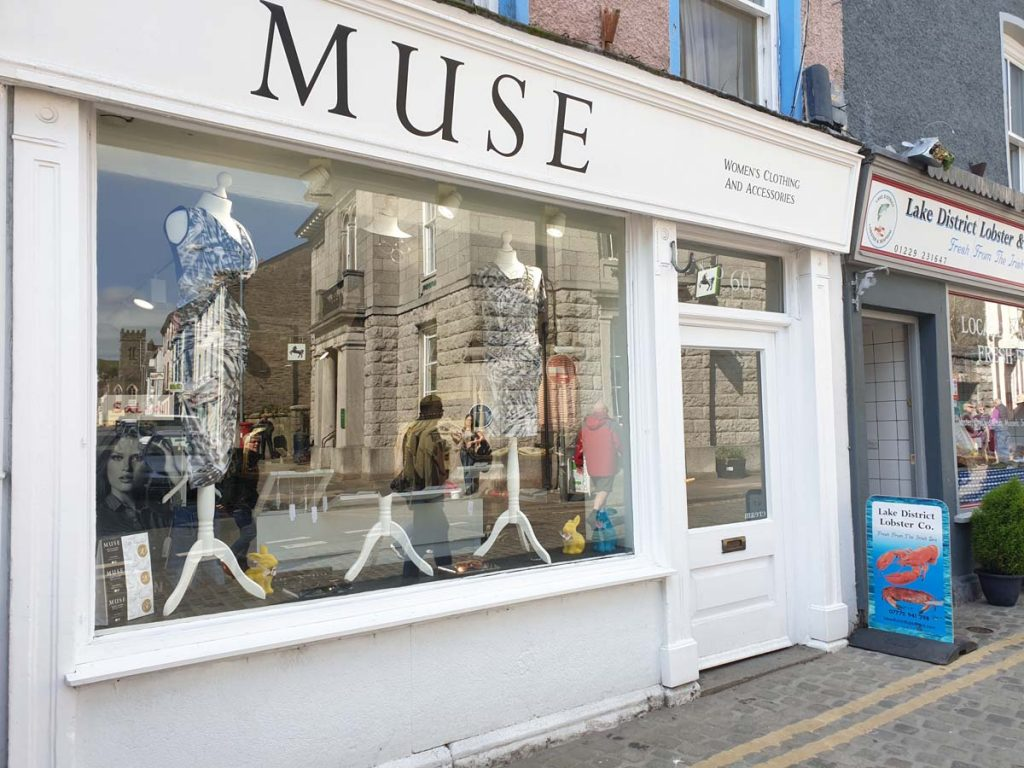 Magasin Muse Muse Choose Ulverston
