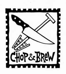 Chop & Brew Logo - DWITT