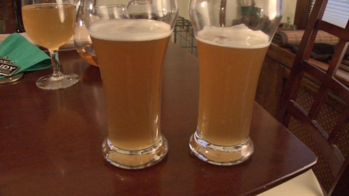 Mino's Triple-Decoction Bavarian Wheat Beer