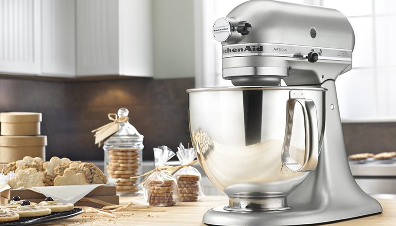 Cuisinart Vs Kitchenaid Mixer Blender Vs. Food Processor Vs. Mixer