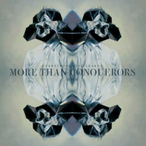 more than conquerors everything I've learnt album cover
