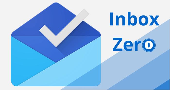 Inbox Zero graphic