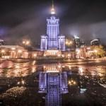 Warschau - Kulturpalast (Pałac Kultury i Nauki)