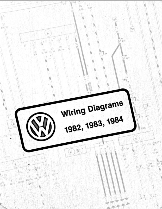 vw rabbit convertible wiring diagram