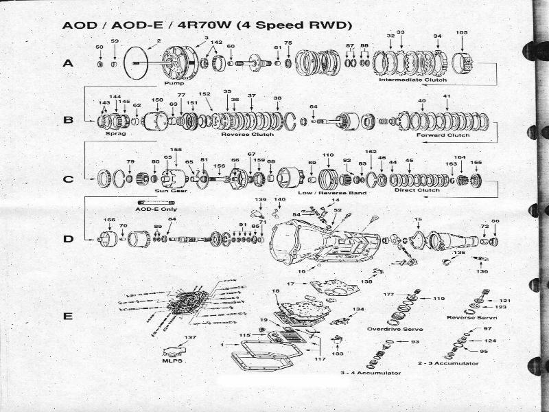 4r100 Wiring Diagram Wiring Diagrams