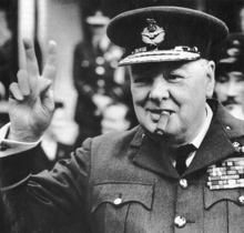 Winston Churchill Leadership