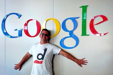 Me at Google Sydney