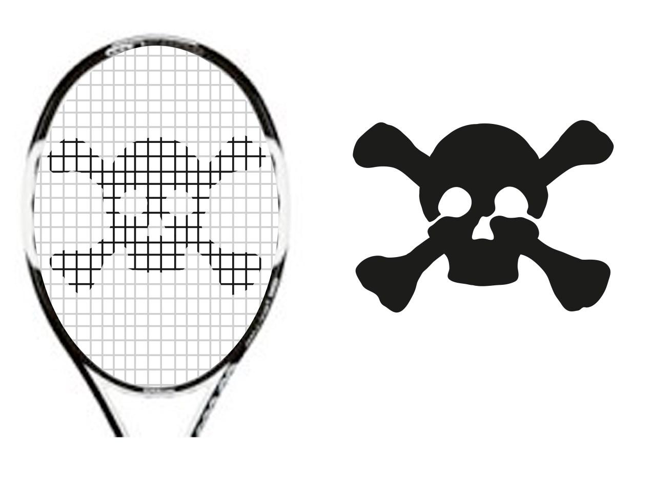 String Graphix - Skull and Crossbones Final
