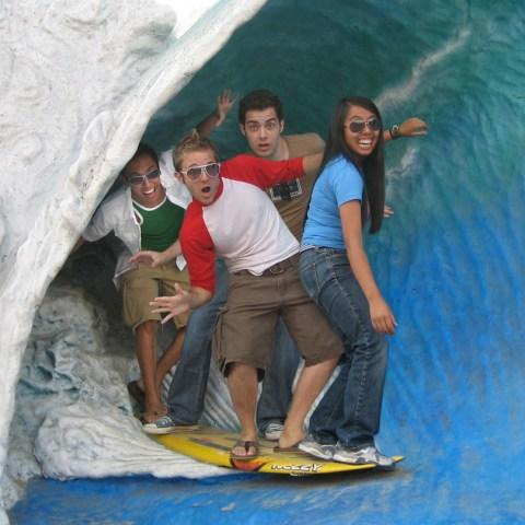 Surfing F