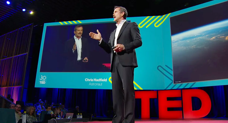 Chris' 2014 Ted Talk