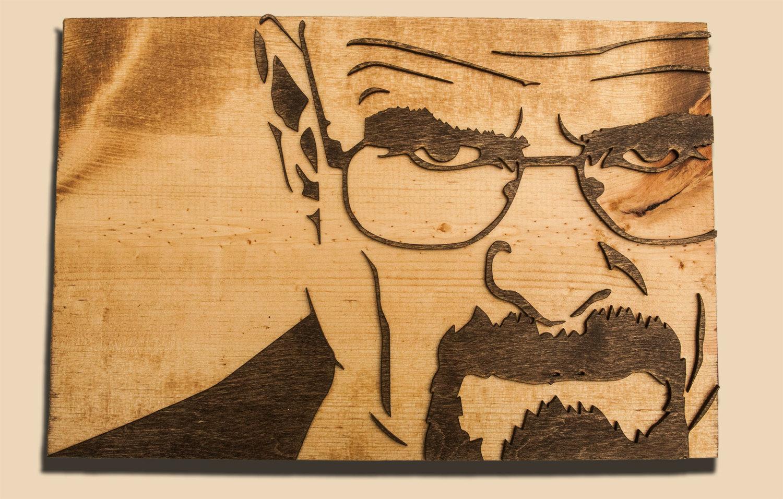 3d Wood Wall Art - Elitflat