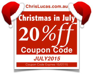Christmas in July 20% Off Sale on Doll Sewing Patterns