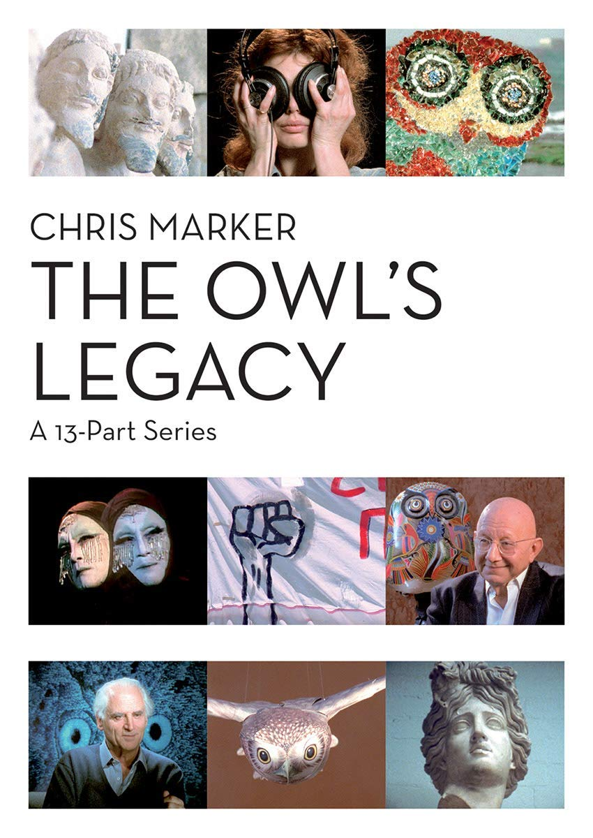 Arte Vietnam English Chris Marker S Owl S Legacy Coming To Dvd In English Version