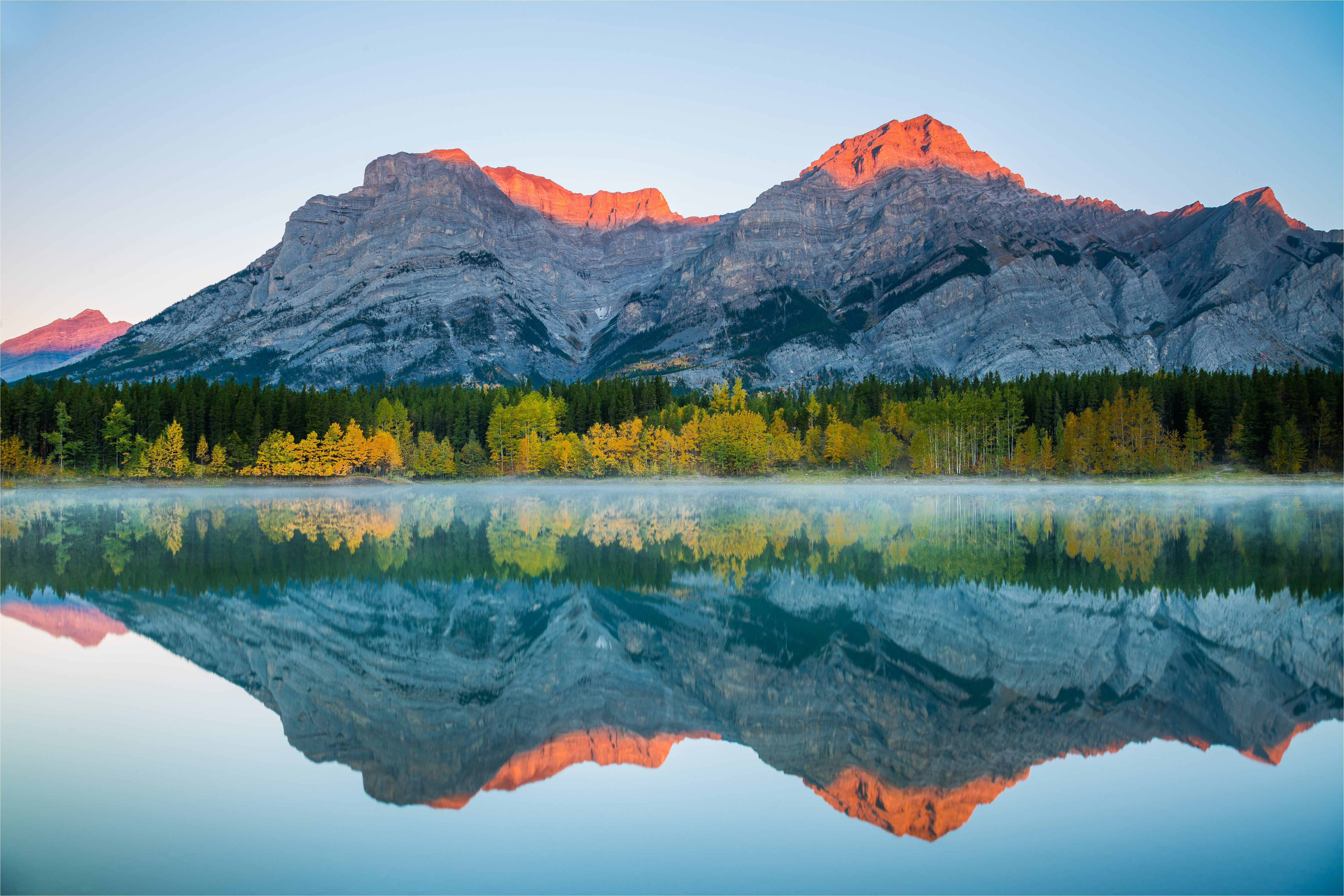 Free Fall Bc Nature Wallpaper Canadian Rocky Mountains Christopher Martin Photography