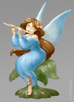 Fairy Figurine (2010)