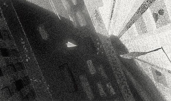 'Paperman' Concept Art