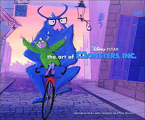 The Art of Monster's Inc.