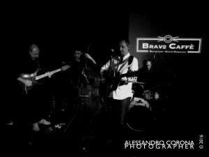 Chris Rundle Band @ Bravo Caffè