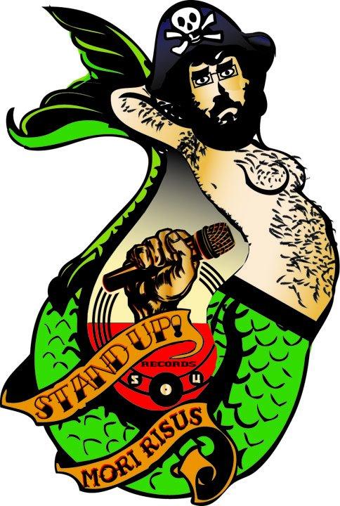 Sailor Dan for StandUp! -rub on tattoo