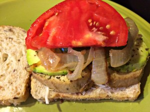 Grilled Vegetable Sandwiches for Meatless Mondays