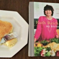 Cookbook Review: My Kitchen Year by Ruth Reichl and Lemon Pudding Cake