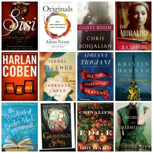 march reading roundup