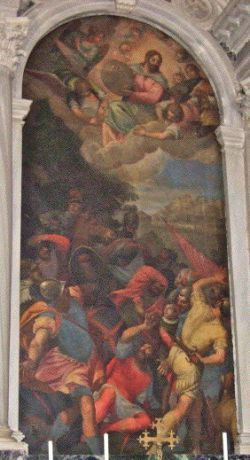 Veronese School, Conversion of St. Paul