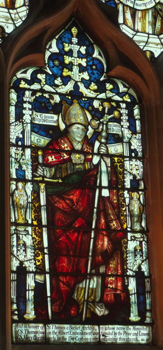 Southwark Cathedral, St. Thomas Becket